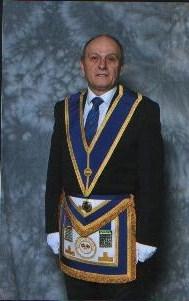 Provincial honours WBro RLAshford
